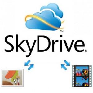 SkyDrive Foto e Video