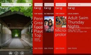 Bing su Windows Phone 8