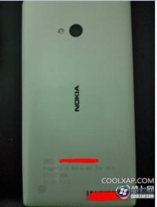 Prototipo di Nokia Windows Phone 8