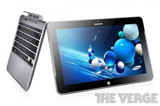 Samsung ATIV Smart PC tablet
