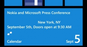 nokia press conference NY