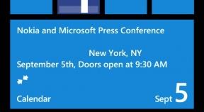 nokia press conference NY
