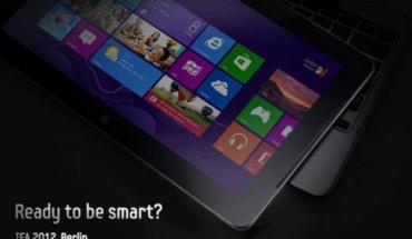 Samsung win 8 Tablet
