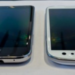 Samsung ATIV S e Samsung Galaxy S3