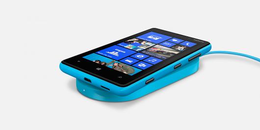 Cover Wireless Charging Nokia Lumia 820