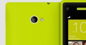 Fotocamere HTC 8X