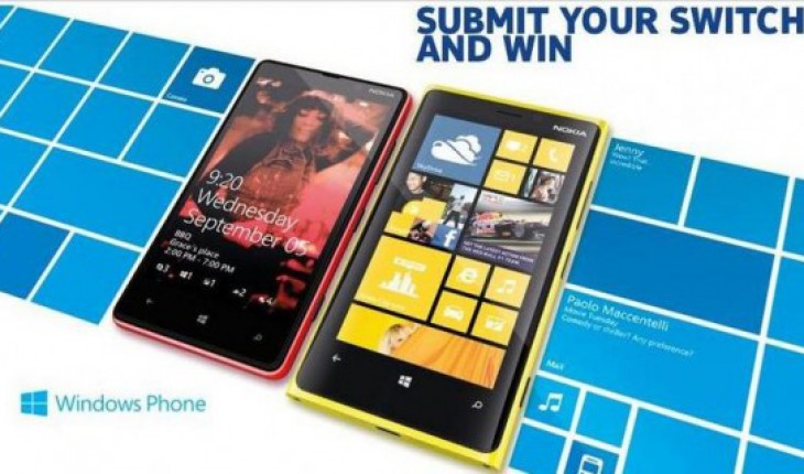 Nokia Lumia 920 Contest