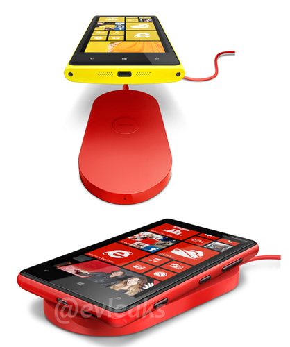 Nokia Wireless Charging