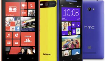 Nokia Lumia 920 e 820 - HTC 8X e 8S