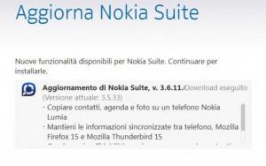 Nokia Suite Beta v3.6.11