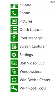 Windows Phone 7.8 ROM