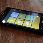 Alcatel Windows Phone