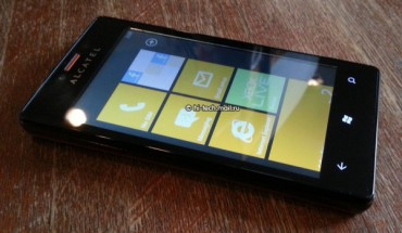Alcatel Windows Phone