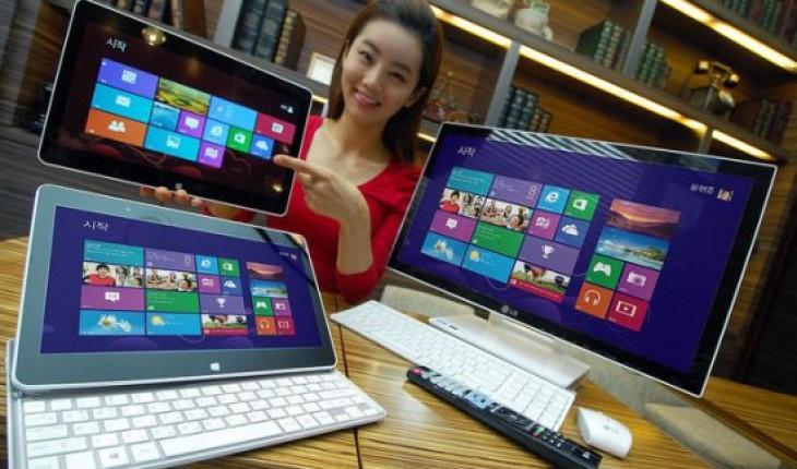 LG Tablet H160 e PC V325