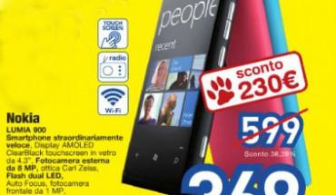 Lumia 900 offerta