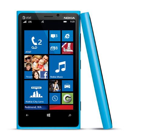 Nokia Lumia 920 At&t