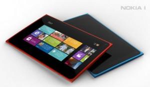 Concept di Nokia tablet