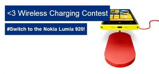 Nokia Wireless Charging Contest