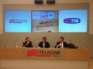 TIM press conference