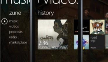 Musica + video Windows Phone