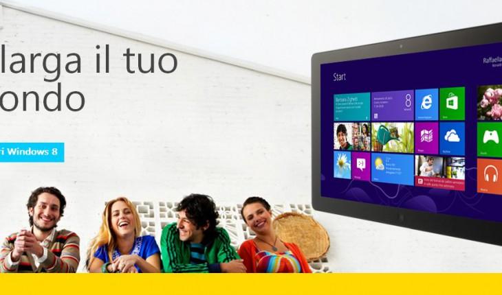 Scopri Windows 8