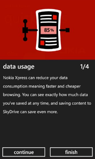 Nokia Xpress Beta, il nuovo browser web per device Lumia ...