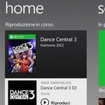 Xbox SmarGlass per Windows Phone
