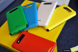 Cover intercambiabili Nokia Lumia 820
