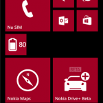 Battery Level for WP8