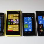 Nokia Lumia 920 - Nokia Lumia 900 - Nokia Lumia 800 - Nokia Lumia 610
