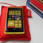 Nokia Lumia 920 - Wireless Charging Fatboy