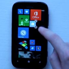 Nokia Lumia 510 con WP7.8