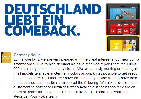Nokia Germania