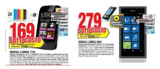 Nokia Lumia Sottocosto