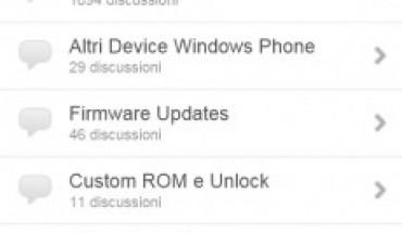 Windows Phone Forum