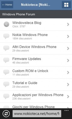 Windows Phone Forum