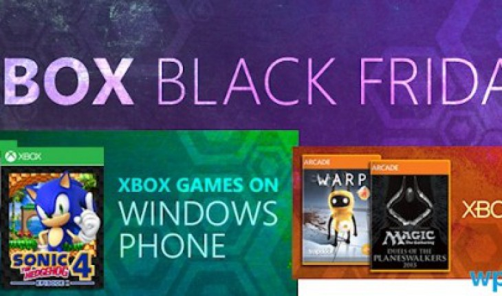 Xbox Black Friday 2012