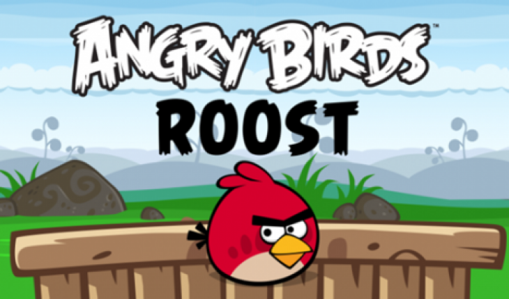 Angry Birds Roost Contest