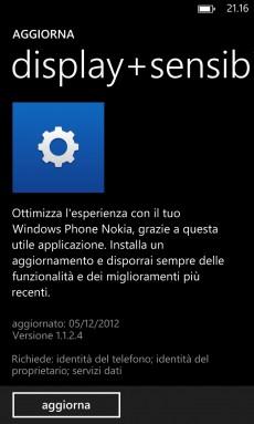Super Sensitive Touch Update