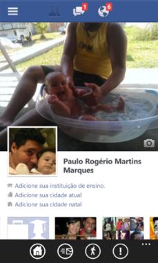 Facebook by Paulo Rogerio