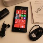 HTC 8X - Confezione di vendita