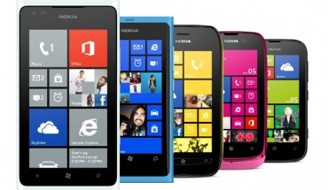 Nokia Lumia Devices con WP7.8