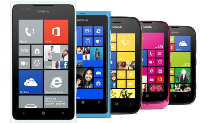 Nokia Lumia Devices con WP7.8