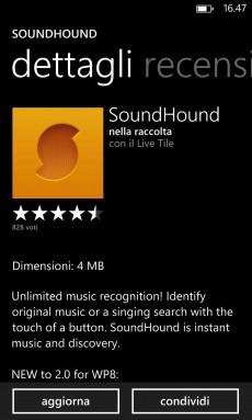 Sound Hound update v2.0