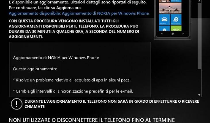 Update WP7.8
