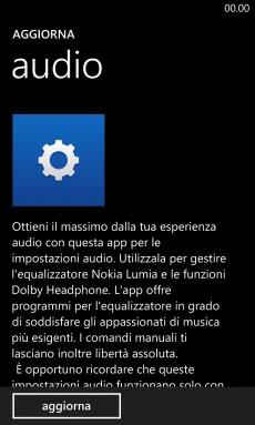 Update Audio