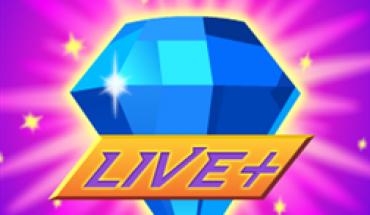 Bejeweled Live+ logo