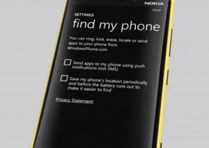 Trova il mio telefono