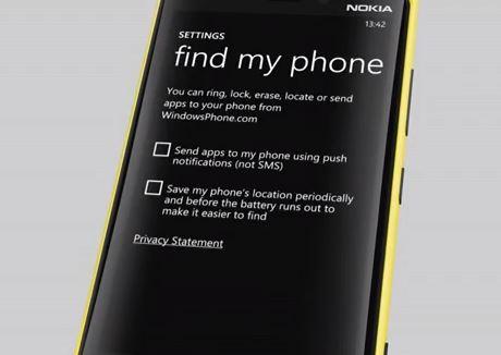 come localizzare un cellulare windows phone