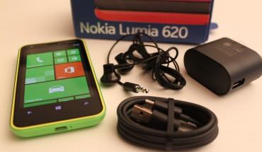 Nokia Lumia 620